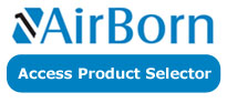 Link to Airborn Product Selector